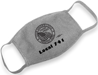 Union Printed Face Masks, Made in USA