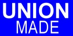 Union Made Campaign and Election Buttons are Made in the USA by Americans